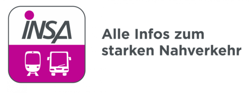 Aktuelle Fahrpläne hier abrufen - öffnet die INSA Webseite