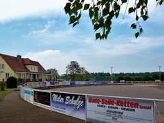 Sportplatz Nebra auf der Altenburg