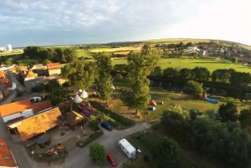 Kanuverleih Nebra - Camping & Tipiübernachtung