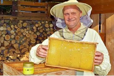 Honigfabrik am Feld